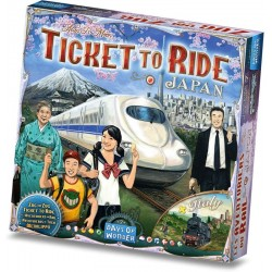Aventuriers du rail - Ticket to ride Japon & Italie