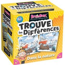 BrainBox Trouve les Différences - Nature