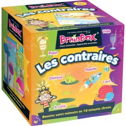 BrainBox : Les Contraires