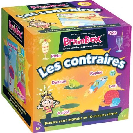 BrainBox : Les Contraires