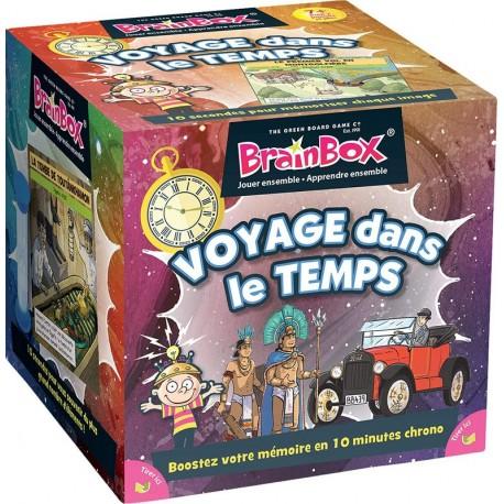 Brain Box : Voyage dans le temps |