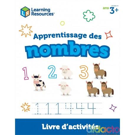 Apprentissage des nombres (3+) - Fiche pédagogique