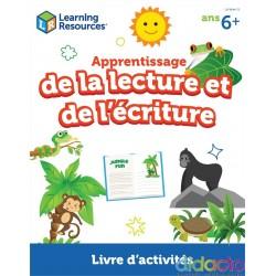 Apprentissage de la lecture et de l'écriture (6+) - Fiche pédagogique