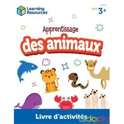 Apprentissage des animaux - Fiche pédagogique