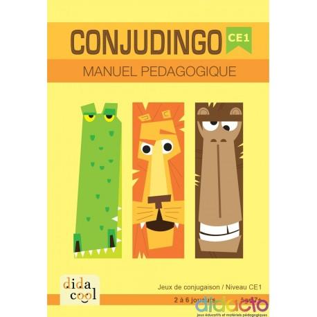 ConjuDingo CE1 - Manuel pédagogique