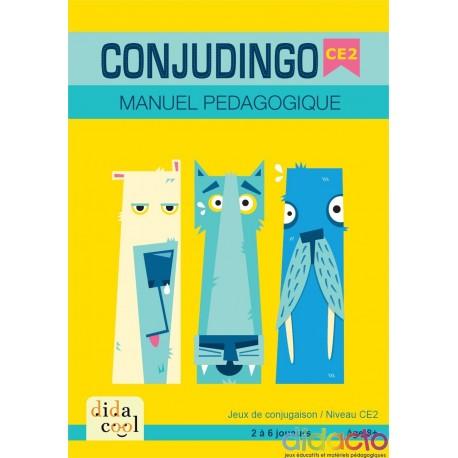 ConjuDingo CE2 - Manuel pédagogique