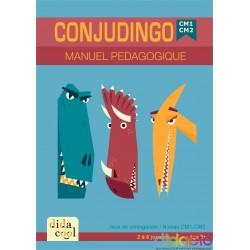 ConjuDingo CM1 CM2 - Manuel pédagogique