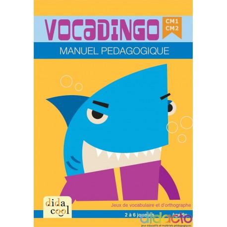 VocaDingo CM1 CM2 - Manuel pédagogique