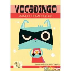 VocaDingo CP CM1 - Manuel pédagogique