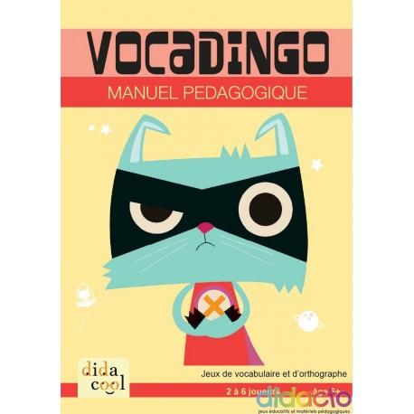 VocaDingo - Manuel pédagogique
