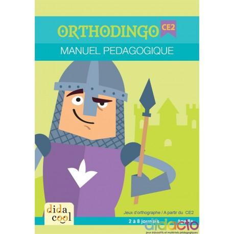 OrthoDingo CE2 - Manuel pédagogique