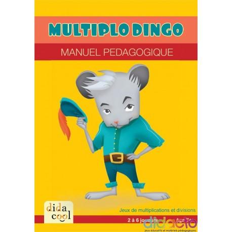 MultiploDingo - Manuel pédagogique