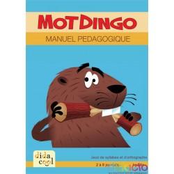 MotDingo - Manuel pédagogique