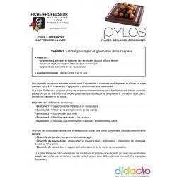 Pylos - Fiche pédagogique