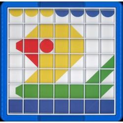Coffret mosaïque - 100 pièces