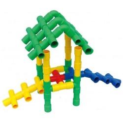 Tuyaux à construire - 80 pièces