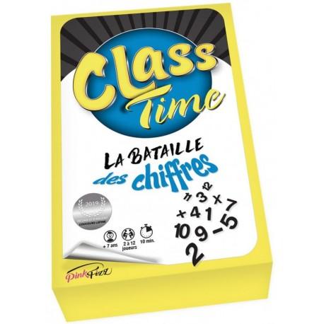 Class Time, la bataille des chiffres