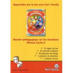 Ronde des émotions -Dossier pédagogique Cycle 2