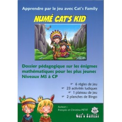 Numé Cat's - Kid, dossier pédagogique