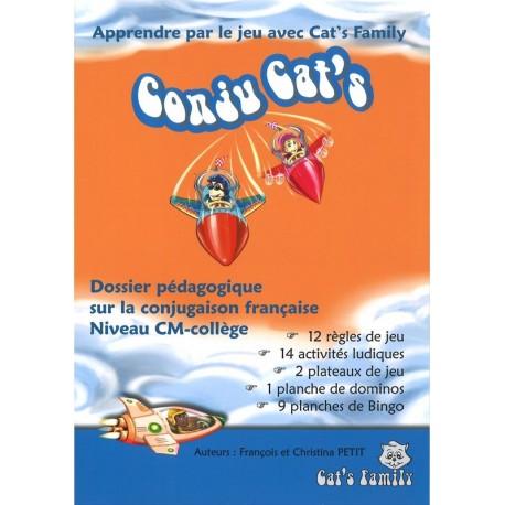 Conju Cat's, dossier pédagogique CM