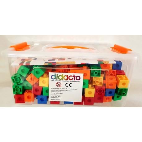 Cubes à connecter - 250 pièces