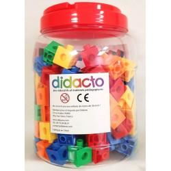 Cubes à connecter - 100 pièces