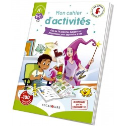 """Mon cahier d'activités """"Je commence à lire"""""""