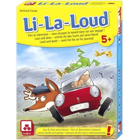 Li-la-loud