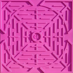 Tapis de billes Game Plak rose