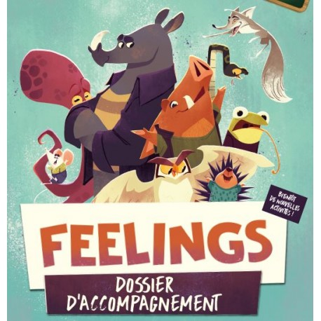 Feelings - Dossier d'accompagnement