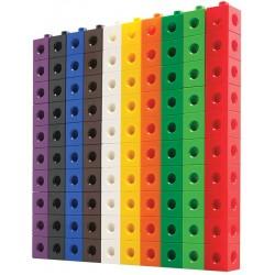 Lot de 500 cubes à connecter