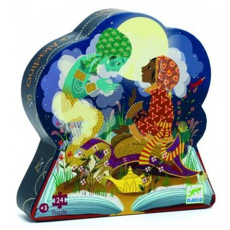 Puzzle conte: Aladin