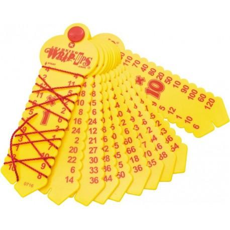 Wrap-ups multiplication
