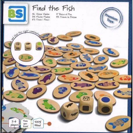 Trouve le poisson