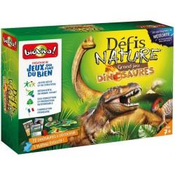 Le grand jeu Défis Nature - Dinosaures