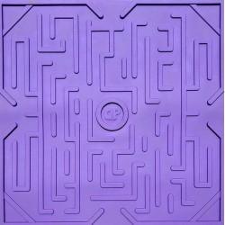Tapis de billes Game Plak violet