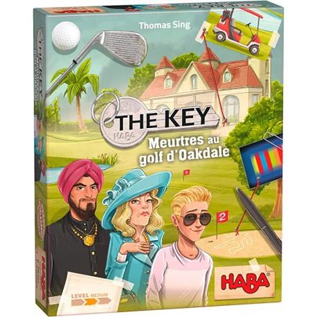 The Key – Meurtres au golf d'Oakdale