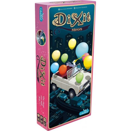 Dixit Mirrors (Extension)