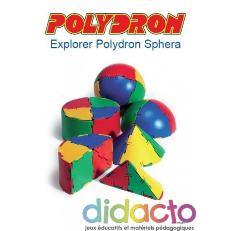Fichier de modèles - Sphères Polydron
