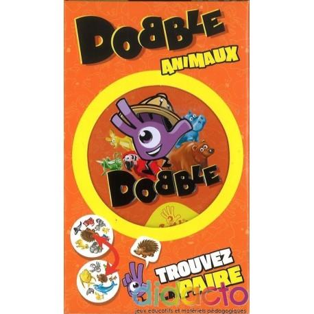 Dobble animaux blister