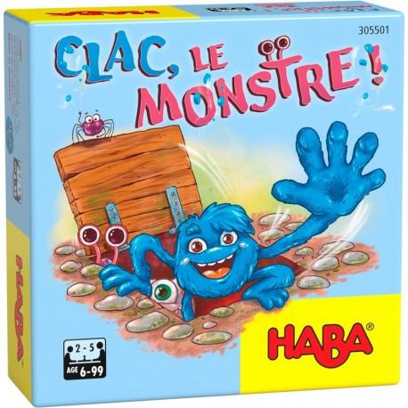 Clac, le monstre!