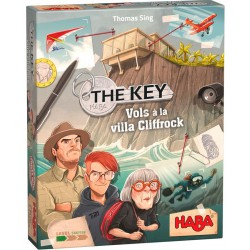 The Key – Vols à la villa Cliffrock