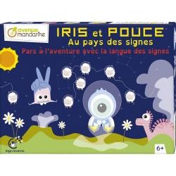 Iris et Pouce au pays des signes