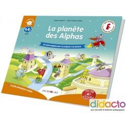 La Planète Des Alphas - Le Livre