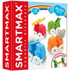 SmartMax - Mes premiers véhicules