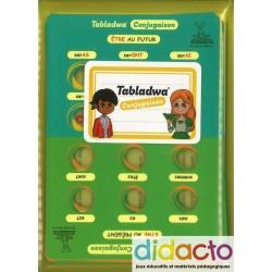 Tabladwa - Conjugaison
