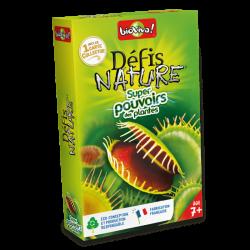 Défis nature - Super pouvoirs des plantes