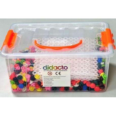Atelier de boutons à clipser - 1200 pcs