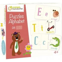 Puzzles alphabet