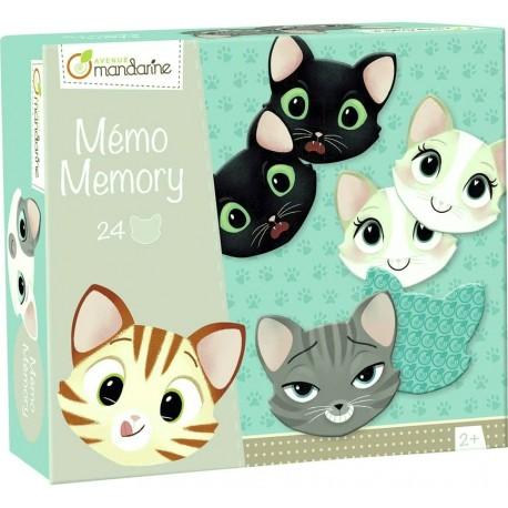 Mémory chats et expressions